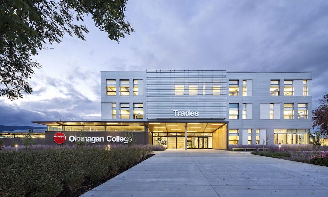 Okanagan College Foundation – Building a Future